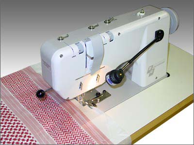 Hemstitching Machines Built By Singer Tajima Golden Wheel And Cornely Impressive How To Hemstitch On A Sewing Machine