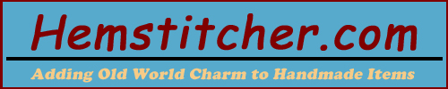 Hemstitcher.com Logo